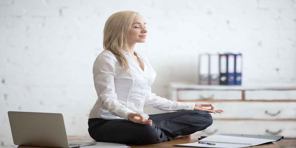 Blog: Simple Yoga Techniques to Increase Effectiveness at Work