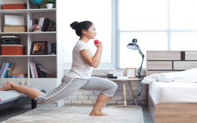 Blog: Life Hacks for Leaders – Easy ways to fit exercise into your busy schedule