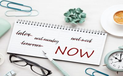 Blog: Procrastination is not a time management issue, it's an emotional regulation issue