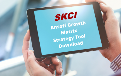 Ansoff Growth Matrix – SKCI Business Strategy Tool