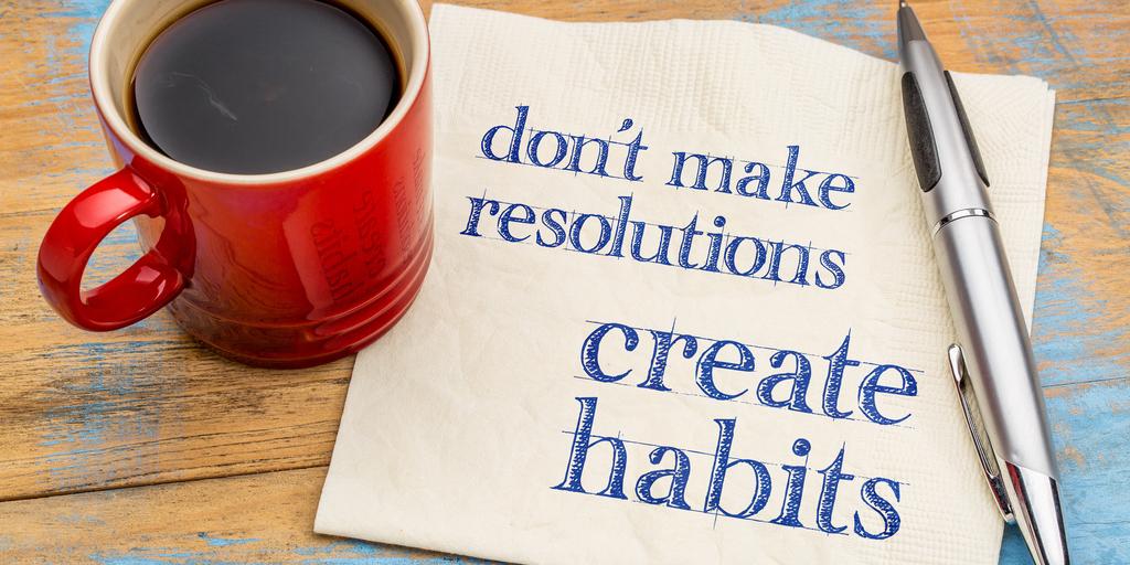 Blog: Habits as Powerful Life Hacks