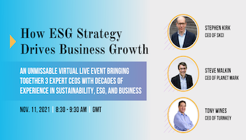 Event: How ESG Strategy Drives Business Growth